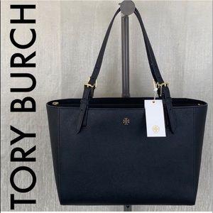 🆕 TORY BURCH NEW BLACK SHOULDER BAG 💯AUTHENTIC